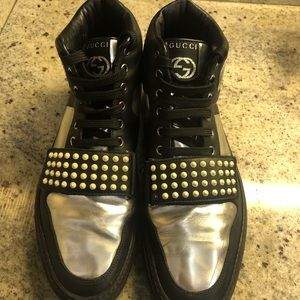 Gucci 376194 Limited Edition High Top